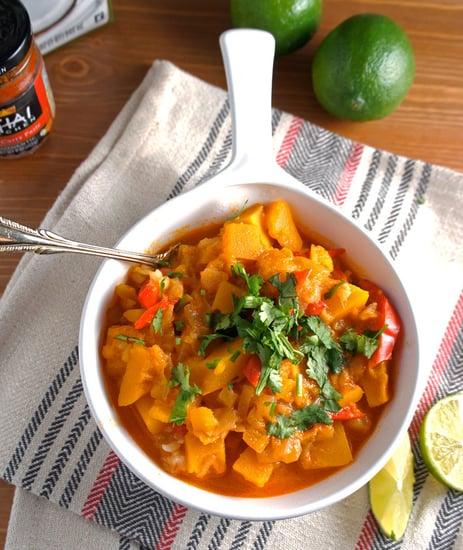 Kombucha Squash in Thai Curry