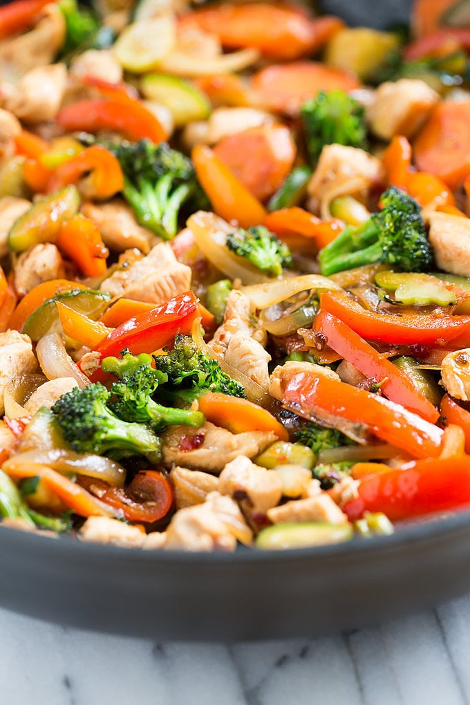 Learn How to Work the Wok With This Printable Stir-Fry Guide