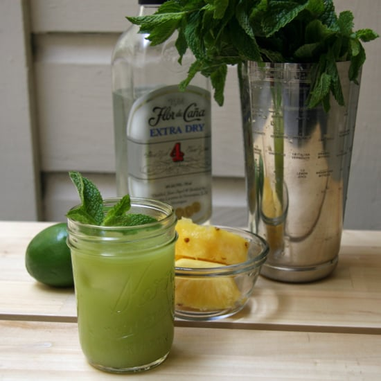 Blueprint cleanse pineapple mint cocktail popsugar fitness share this link malvernweather Image collections