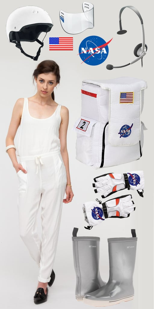 real astronaut jumpsuit - photo #15