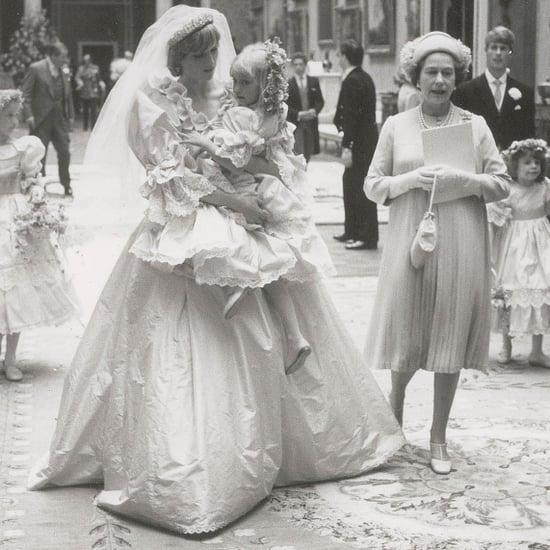 Princess Diana Wedding Pictures