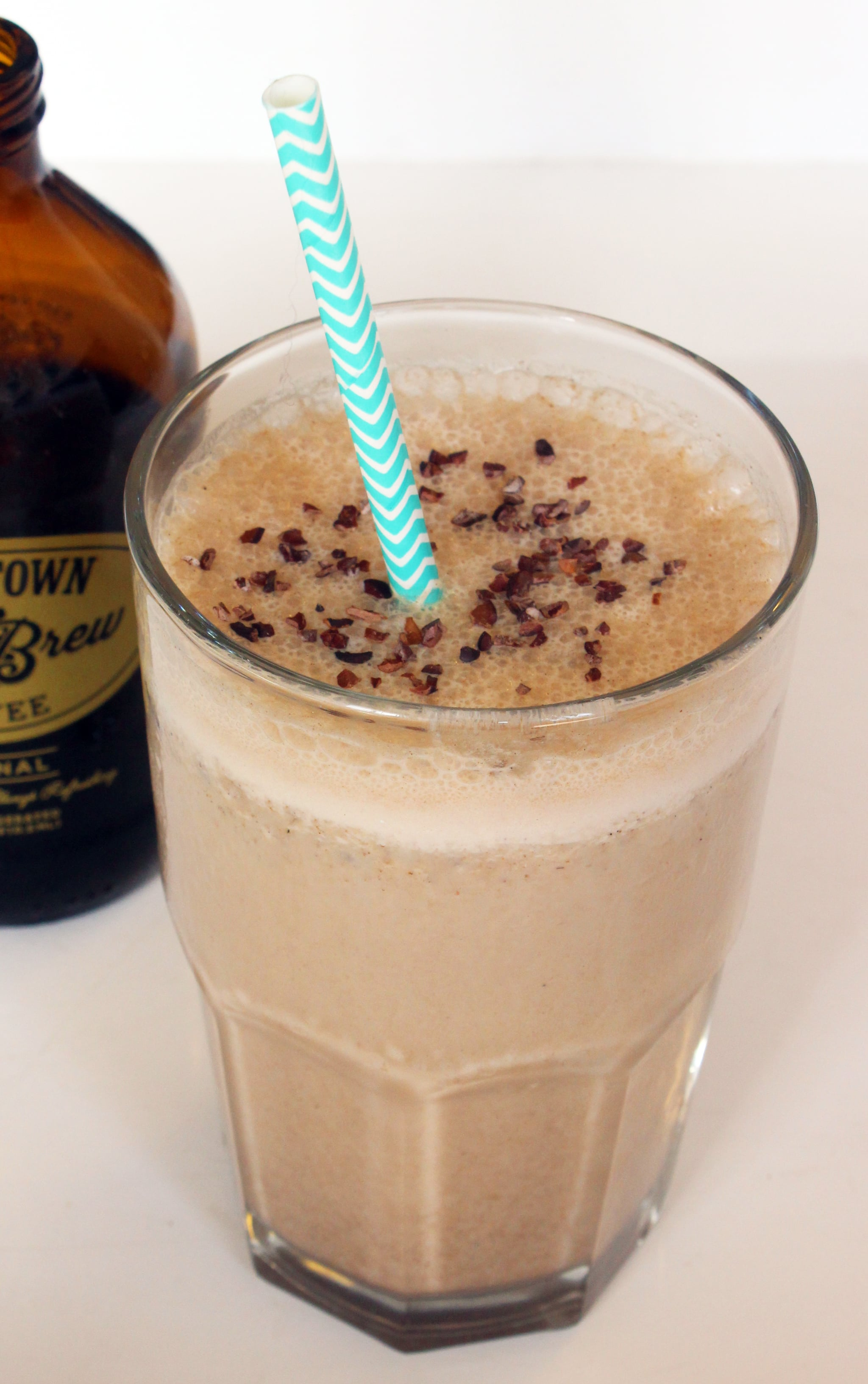 Healthy Coffee Smoothie Popsugar Fitness
