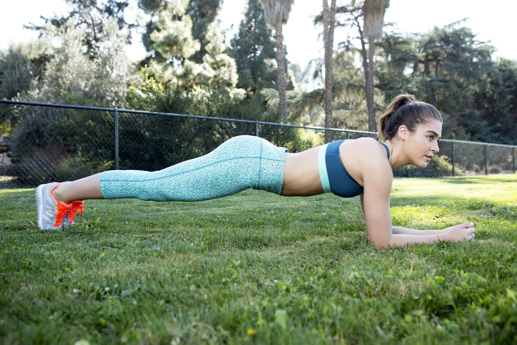 4 Quick Bodyweight Exercises to Work Your Whole Body