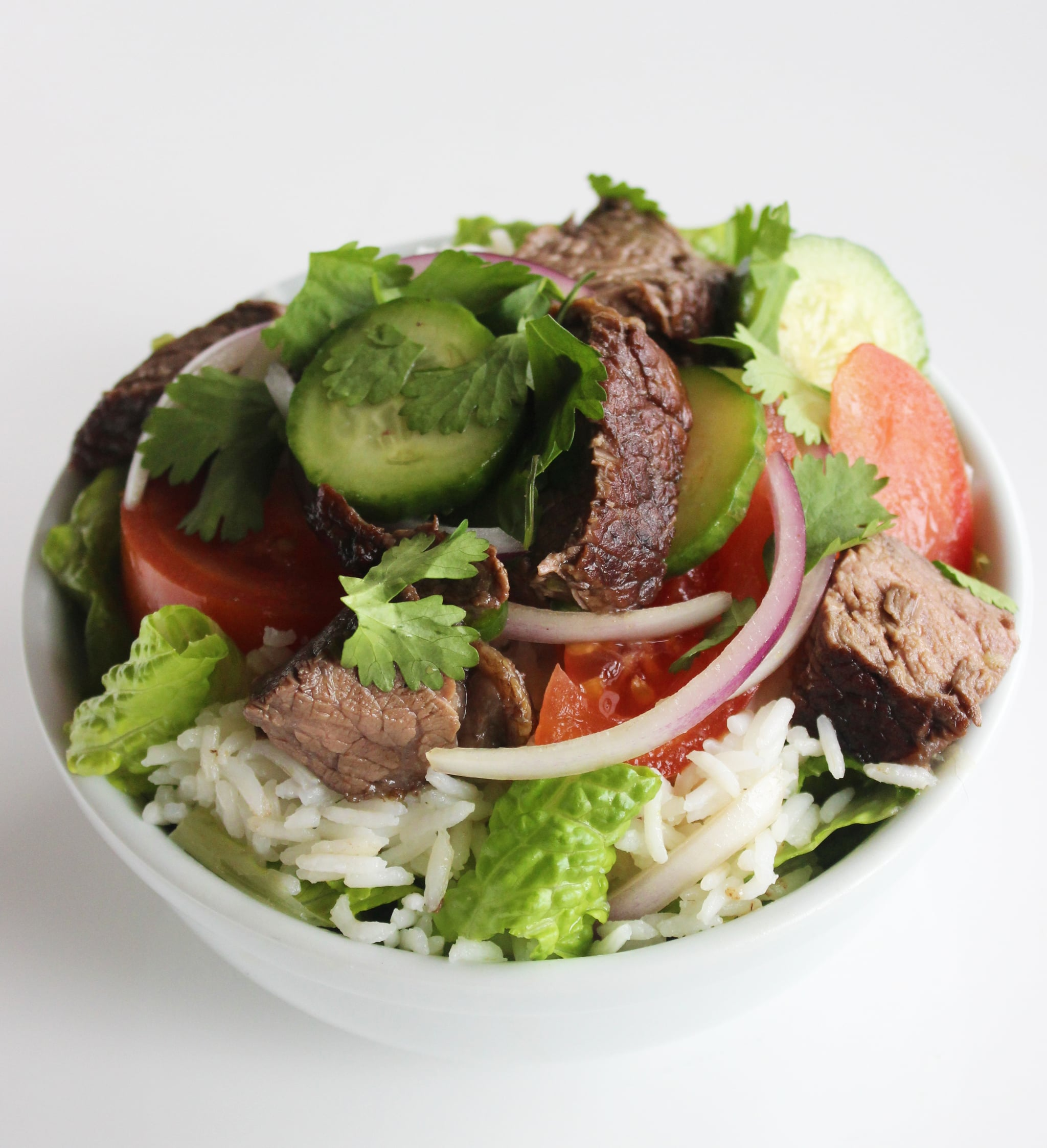 Healthy thai beef salad popsugar fitness share this link forumfinder Choice Image