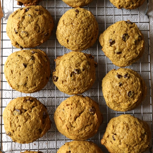 Griund Ginger To Chocolate Chip Cookie Dough