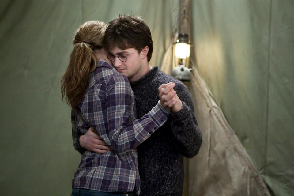 harry potter cast interviews about love triangle popsugar love sex. Black Bedroom Furniture Sets. Home Design Ideas