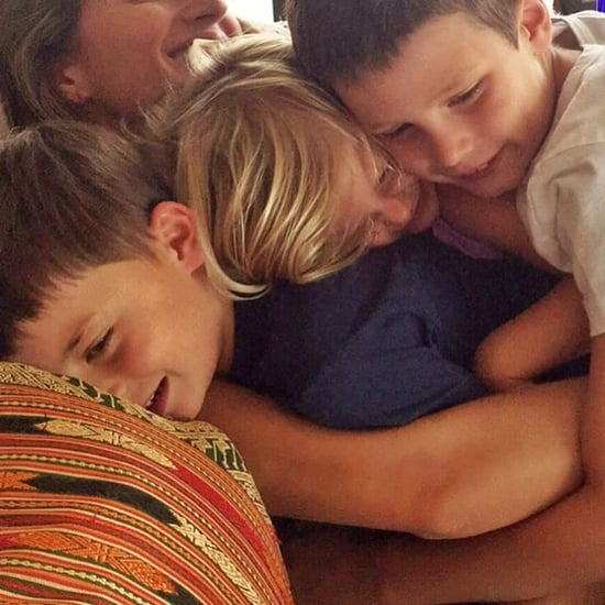 Tom Brady and Gisele Bundchen Family Pictures