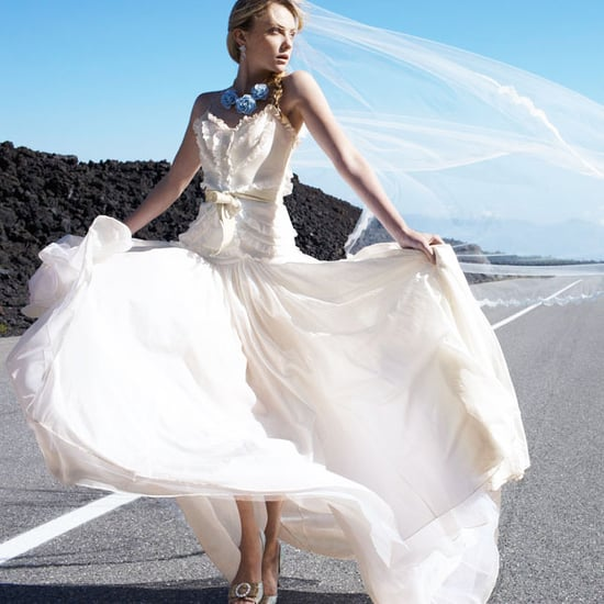 Anthropologie Wedding Gown: Peter Som Wedding Dresses For BHLDN