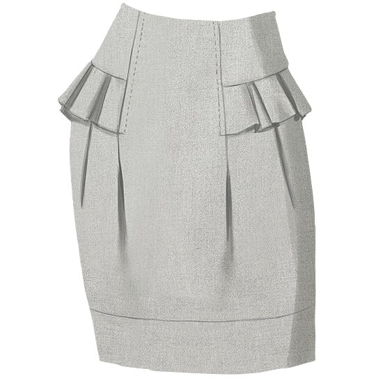 French Connection Dancin Around Skirt