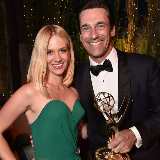 Mad Men Cast at the Emmy Awards 2015 Pictures