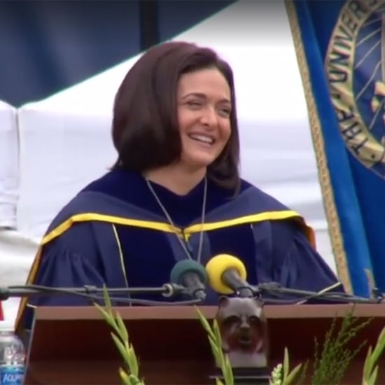 Sheryl Sandberg's Commencement Speech at UC Berkeley