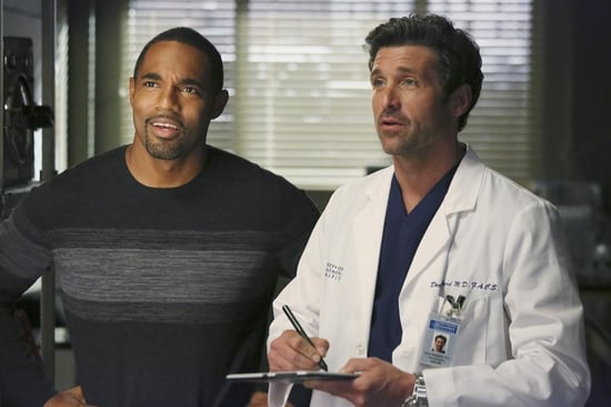 Greys Anatomy Recap For Thriller Popsugar Entertainment