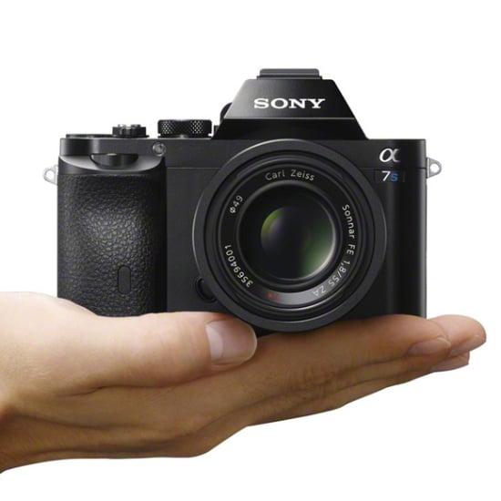 Sony Full-Frame Camera 2014