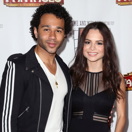 Corbin Bleu Marries Sasha Clements July 2016