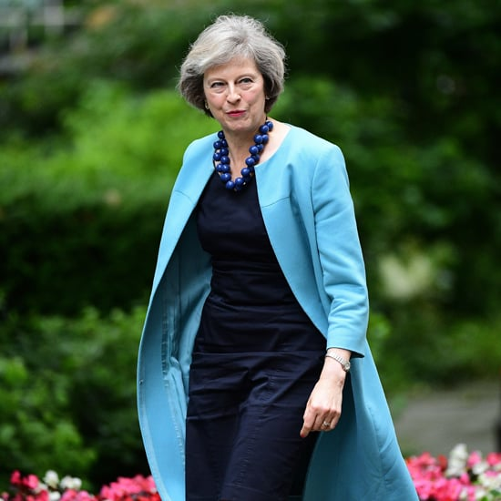 British Prime Minister Theresa May Style
