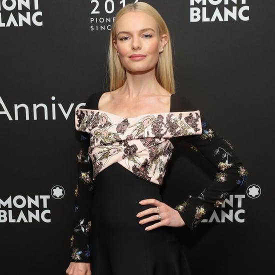 Kate Bosworth's Dior Dress at Montblanc Dinner 2016