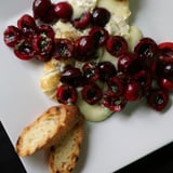 Grilled Cheese With Fresh Cherries Recipe
