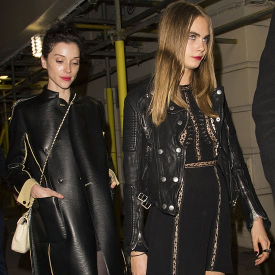 Cara Delevingne and St. Vincent Couple Style
