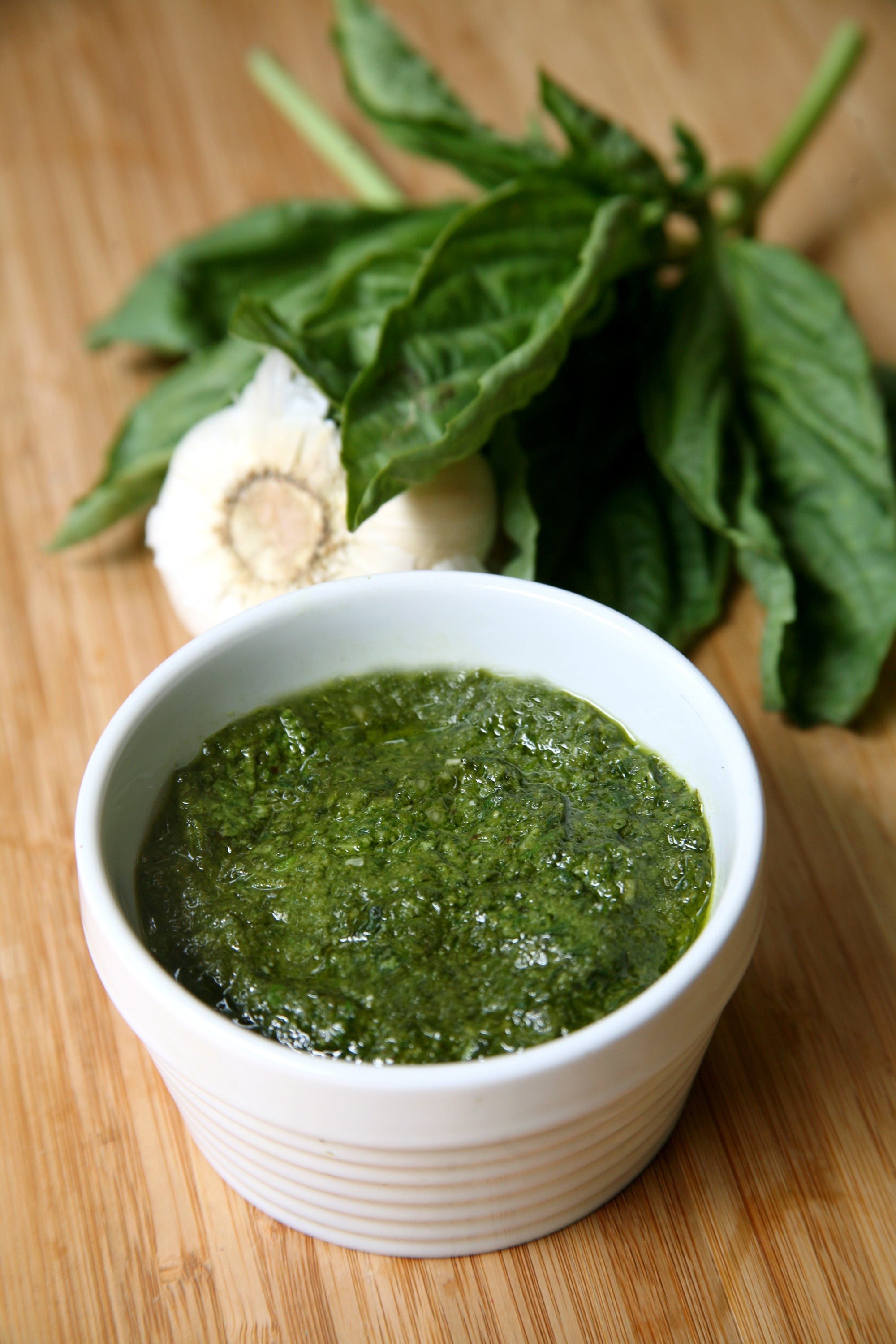 Vegan Pesto You'll Want to Put on Everything