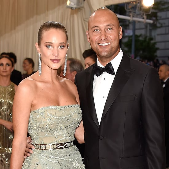 Hannah Davis Marries Derek Jeter July 2016