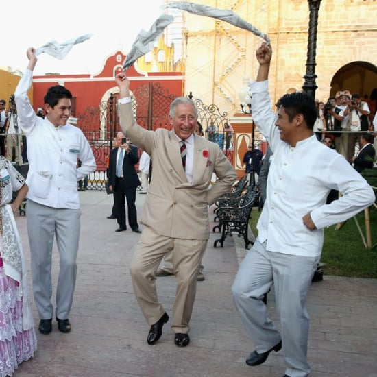 Pictures of the British Royal Family Dancing