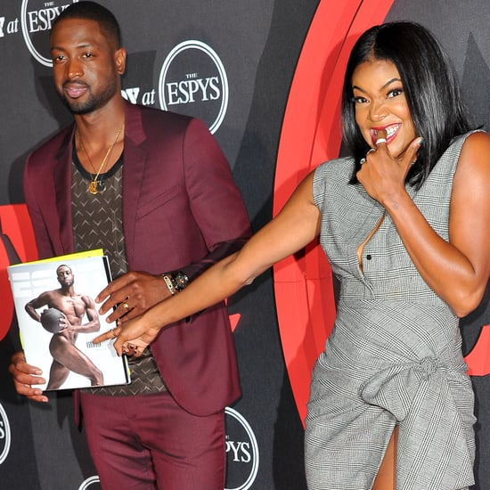 Gabrielle Union and Dwyane Wade at Body at ESPYs Event 2016