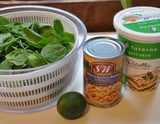 Easy and Healthy Spinach Dip