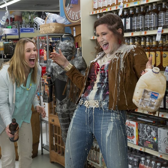 Clips From Bad Moms Movie