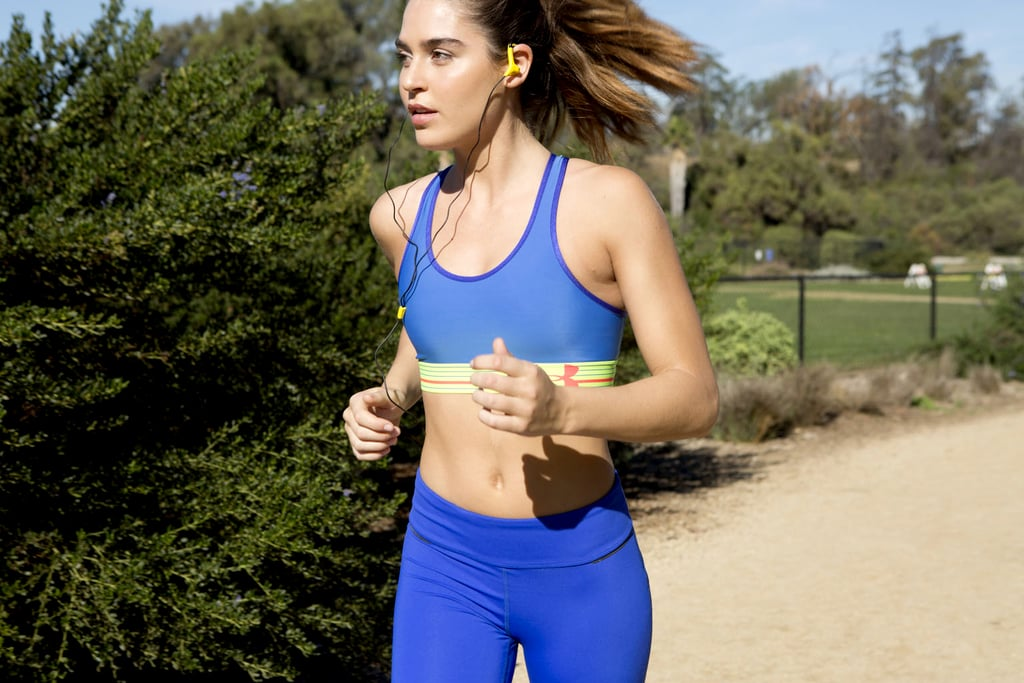 Keep Your 10-Minute-Mile Pace With This 30-Minute Playlist