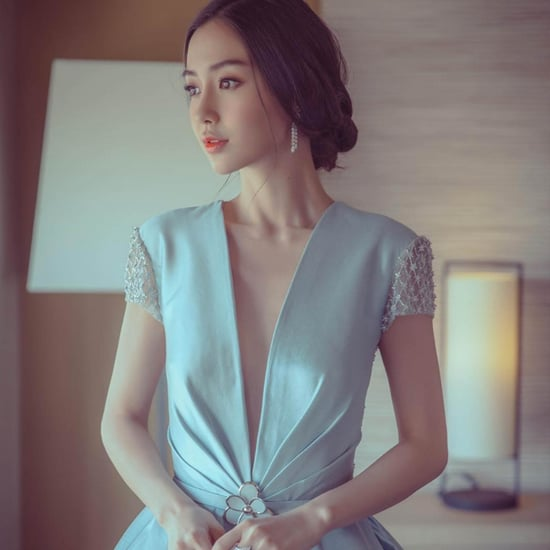 Kim Kardashian of China's Wedding-Style Gowns   Video