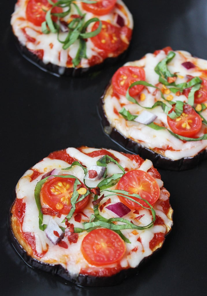 Healthy Low Calorie Gluten Free Pizza Recipe Popsugar