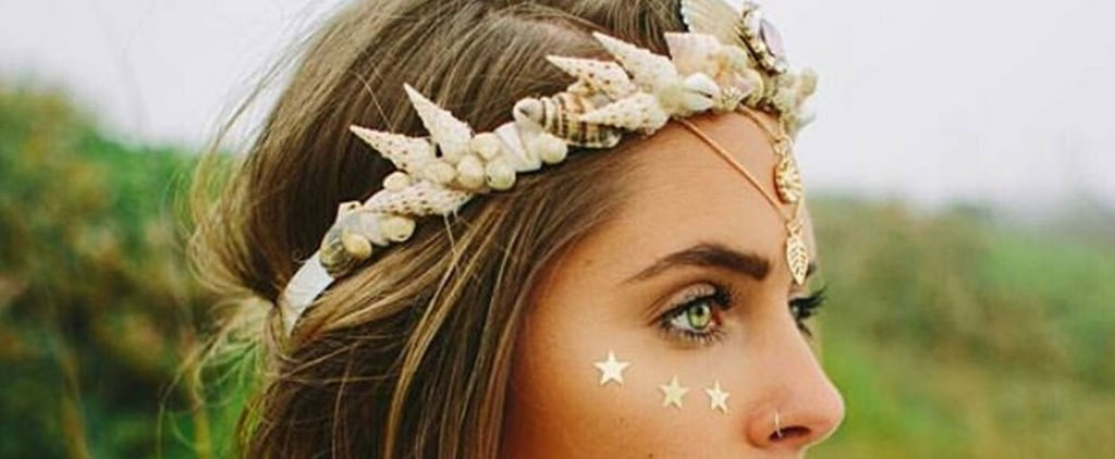King Neptune Would Be Jealous of These Majestic Mermaid Flower Crowns