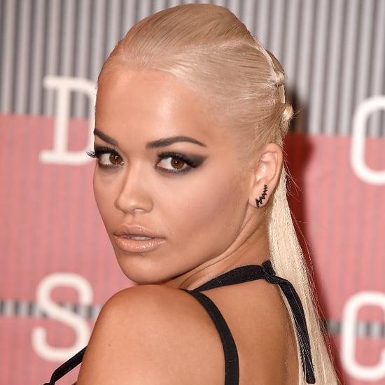 Rita Ora Hairstyle at VMAs 2015