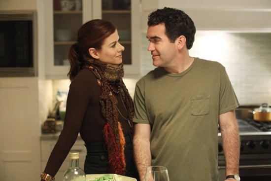 Debra Messing and Brian d&#039;Arcy James in Smash.</p> <p>Photo Courtesy of NBC