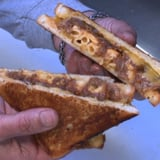 The Grilled Cheese Truck's Cheesy Mac and Rib Melt Recipe