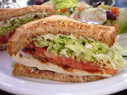 Old-School Club Sandwich
