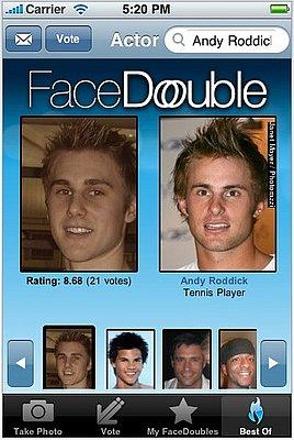 Celebrity Face Match