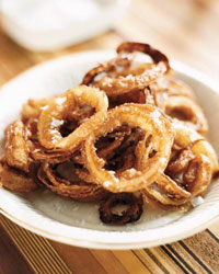 Supercrispy Onion Rings