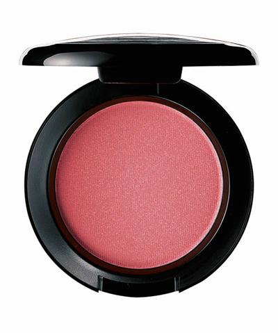 Mac powder blush in desert rose
